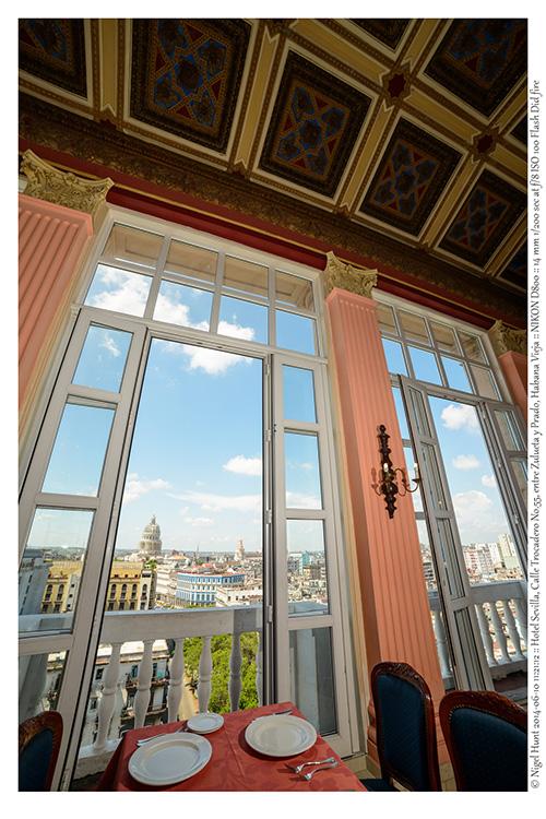 Hotel Sevilla - Hotel restaurant