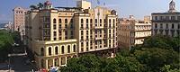 hotel parque central .com