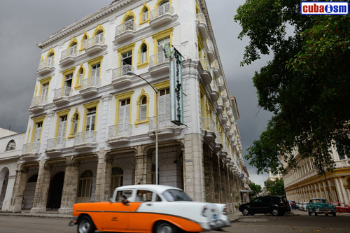 The Hotel Sevilla Havana city, Cuba