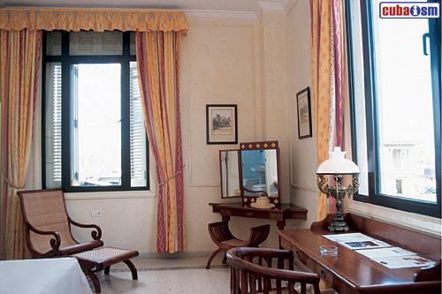 Hotel Sevilla Cuba, Standard Room