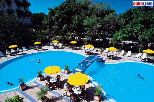 Hotel Sevilla Cuba, Swimming Pool